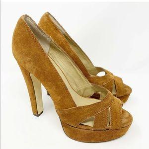 Steve Madden Hayle platform heels